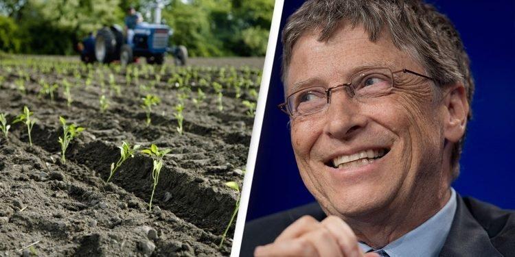 Terenurile lui Bill Gates