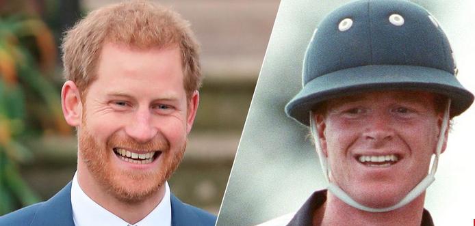 Prințul Harry și James Hewitt, comparație făcută de Harpers Bazaar